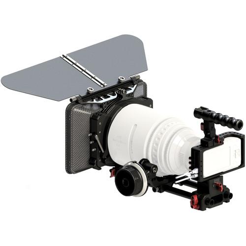 CAME-TV BMPCC-Pack Cage Plus for Blackmagic Pocket Cinema Camera