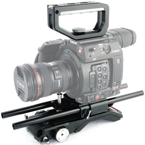 CAME-TV Shoulder Rig for Canon EOS C200 Cinema Camera