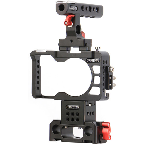 CAME-TV Rig for Sony a6300 Camera