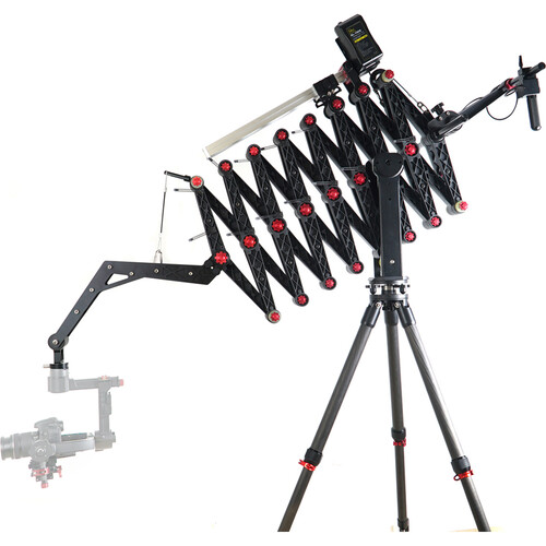 CAME-TV Accordion Crane Jib