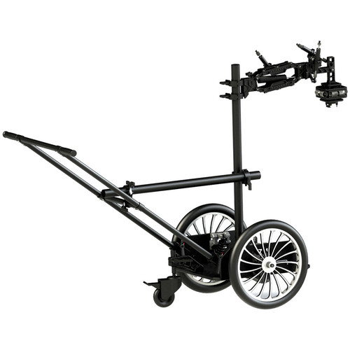 CAME-TV Defiance Camera Rickshaw with Stabilizer Arm