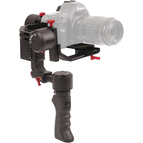 CAME-TV Prophet4-in-1 Handheld Gimbal Stabilizer with Detachable Head