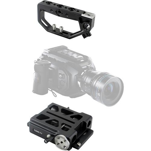 CAME-TV Mini Rig Basic Kit for the Blackmagic URSA