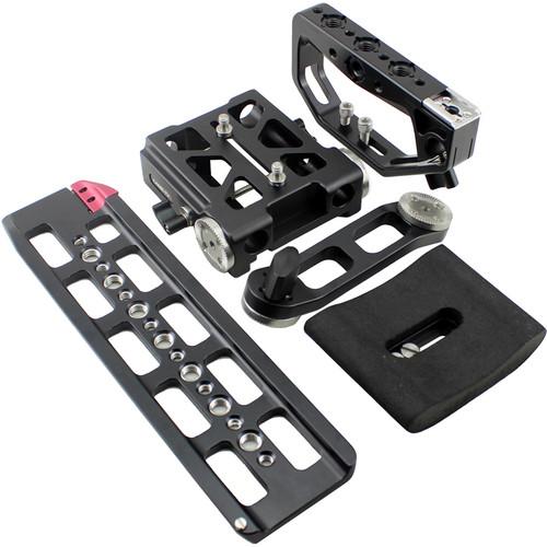 CAME-TV Pro Rig Kit for Blackmagic URSA Mini