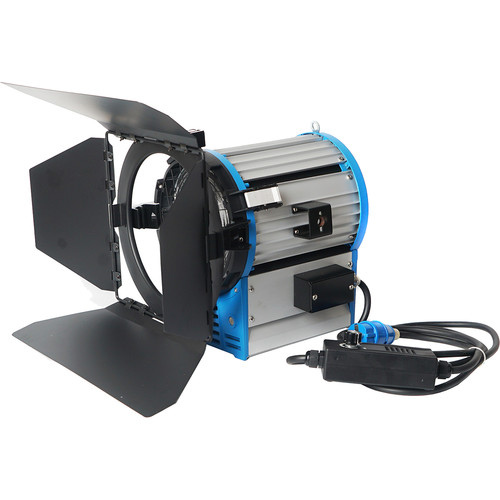 CAME-TV Pro 2000W Fresnel Tungsten Light with Built-In Dimmer