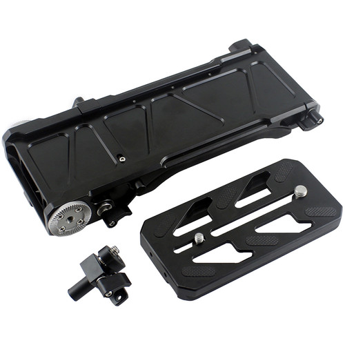 CAME-TV EVA1-VCT Base and Adapter for Panasonic AU-EVA1 & Select Camcorders