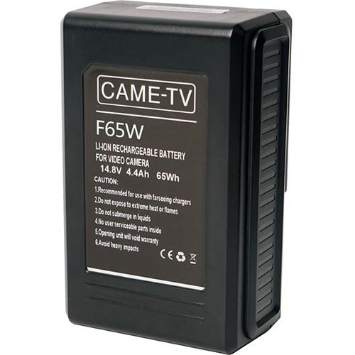 CAME-TV Compact 65Wh 14.8V V-Mount Battery