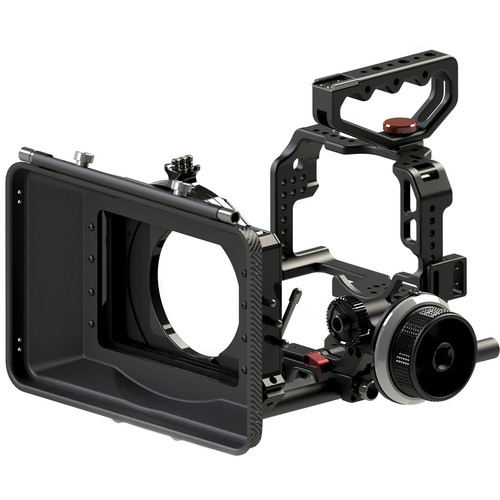 CAME-TV DSLR Cage Plus for Panasonic GH4
