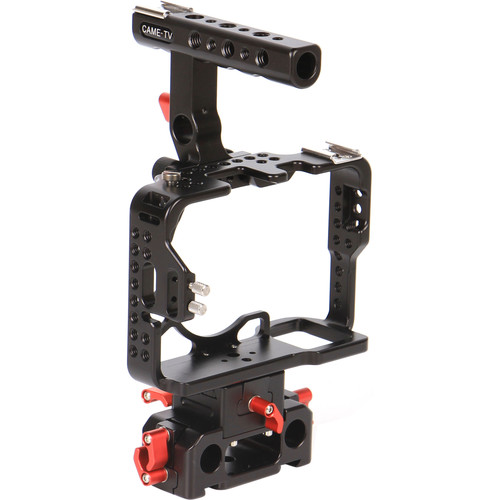 CAME-TV Protective Cage for Sony a7 II, a7R II, and Sony a7S II Cameras