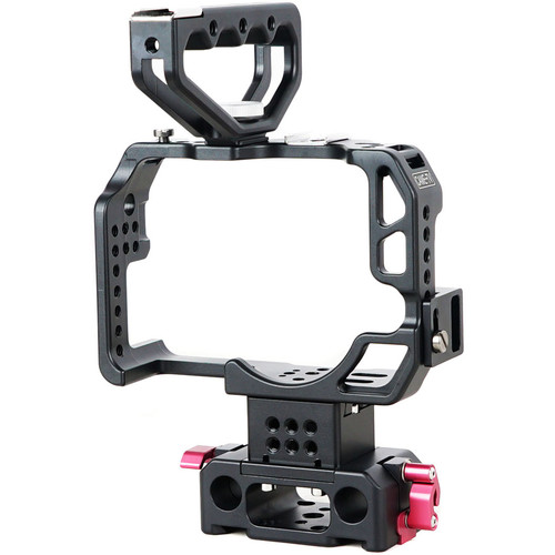 CAME-TV Protective Cage for Panasonic GH4 with Top Handle