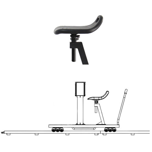 CAME-TV Dolly Platform System Seat