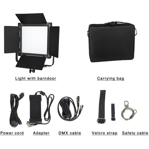 CAME-TV L2000S High CRI Bi-Color SMD LED L2000S Panel