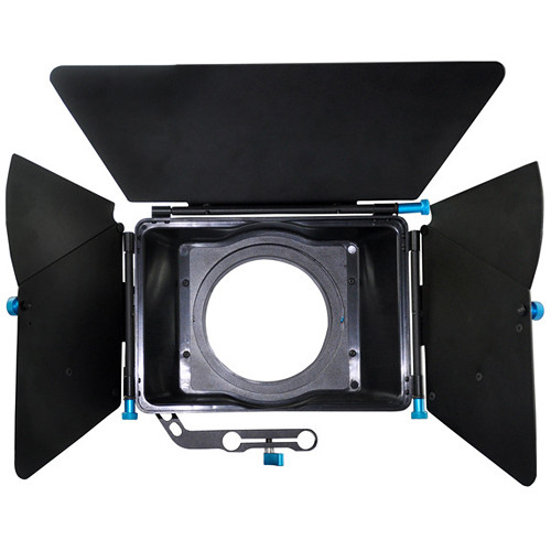 CAME-TV L-M2 Professional Swing-Away Matte Box for 15mm Rods