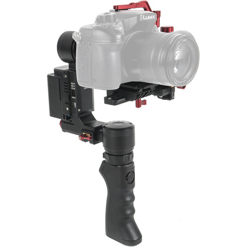 CAME-TV Optimus 3-Axis Gimbal Camera 32-Bit Boards with Encoders