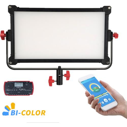 CAME-TV Boltzen Perseus Bi-Color 75 Watt Slim LED Video Light