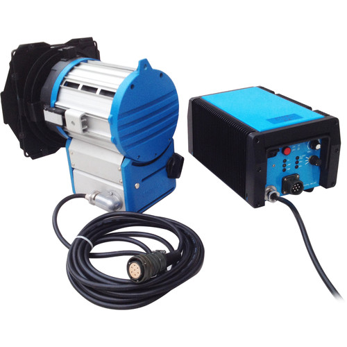 CAME-TV 575W HMI Fresnel Kit with Dimmable Electronic Ballast and Case