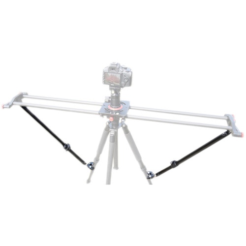 CAME-TV Slider Support Rods - 2 Pieces