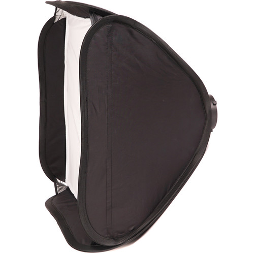 """CAME-TV Foldable Quick Setup Softbox with Bowens Speed Ring (15.8 x 15.8"""")"""