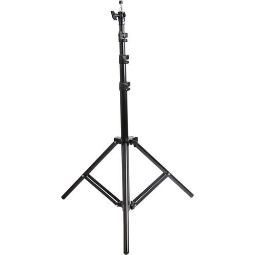 CAME-TV Max Work 2.4m Air-Cushioned Light Stand (7.9', Black)