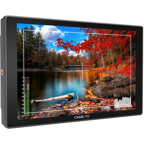 """CAME-TV 10.1"""" HDMI/3G-SDI 4K/Full HD Camera Monitor"""