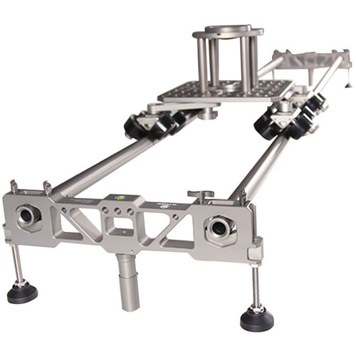 CAME-TV SL03 Professional Camera Slider with 100mm Bowl (7.9')