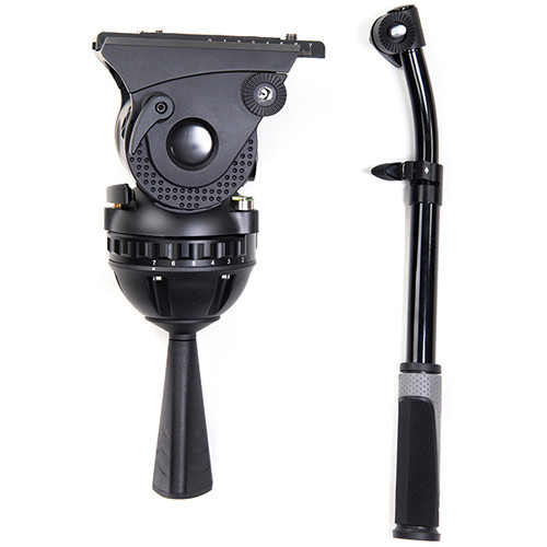 CAME-TV Fluid 110 Bowl Head Dynamic Balance and Pitch Adjustment M18