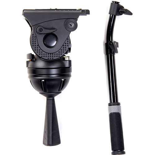 CAME-TV M8 Fluid Bowl Head with Dynamic Balance and Handle