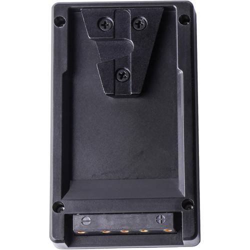 CAME-TV V-Mount to L-Series/NP Battery Plate for Crystal V Transmitter