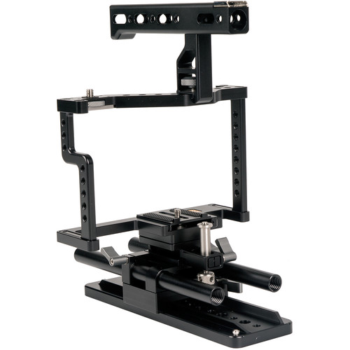 CAME-TV Guardian Cage for GH5/GH4/A7S Camera Rigs