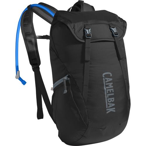 CAMELBAK Arete 18 Hiker Hydration Pack (50 oz, Black/Slate Gray)