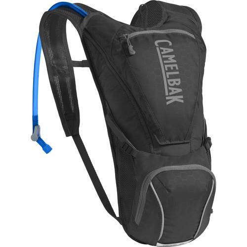 CAMELBAK Rogue 85 oz Biker Hydration Pack (Black/Graphite)