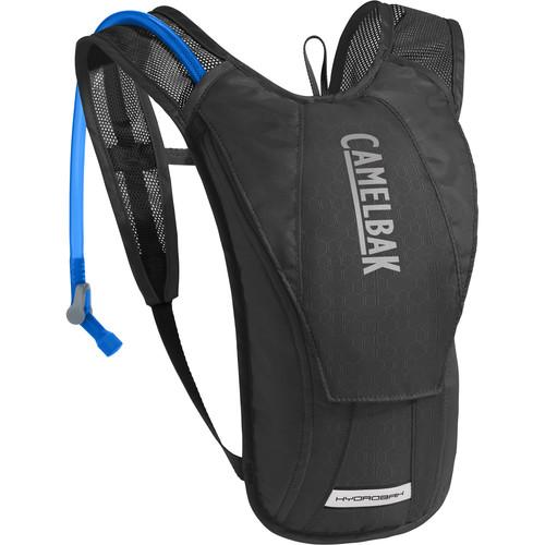 CAMELBAK HydroBak 50 oz Biker Hydration Pack (Black/Graphite)