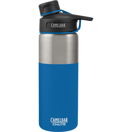 CAMELBAK Chute Vacuum Insulated Stainless Water Bottle (20 fl oz, Cascade)