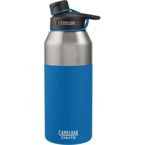 CAMELBAK Chute Vacuum Insulated Stainless Water Bottle (40 fl oz, Cascade)
