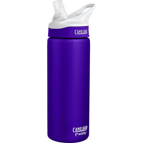 CAMELBAK eddy 20 oz Vacuum-Insulated Bottle (Iris)