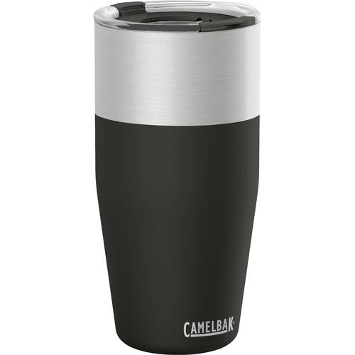 CAMELBAK KickBak Insulated Stainless Steel Travel Mug (20 fl oz, Obsidian)