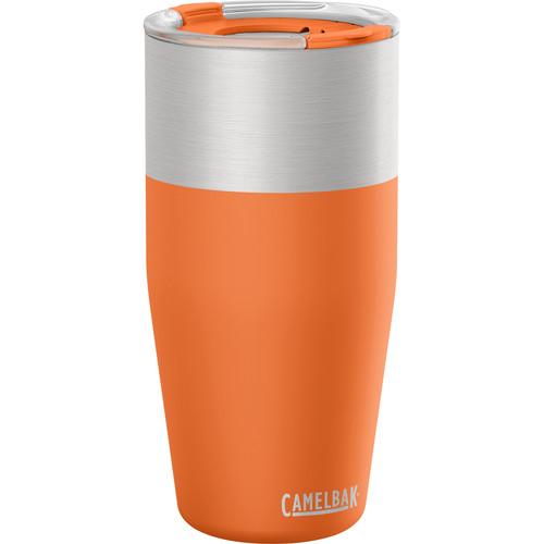 CAMELBAK KickBak Insulated Stainless Steel Travel Mug (20 fl oz, Bonfire)