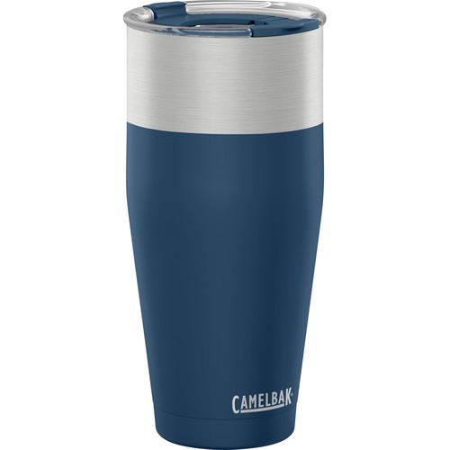 CAMELBAK KickBak Insulated Stainless Steel Travel Mug (30 fl oz, Atlantic)