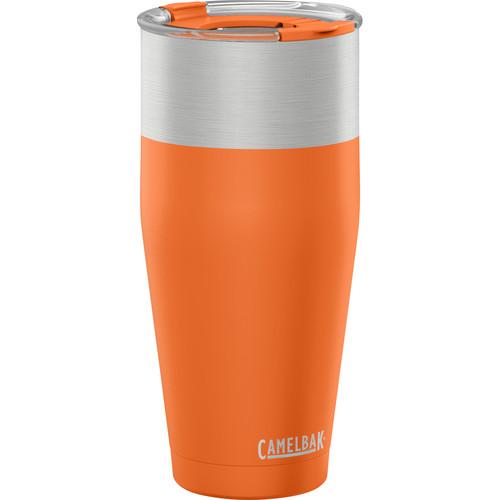 CAMELBAK KickBak Insulated Stainless Steel Travel Mug (30 fl oz, Bonfire)