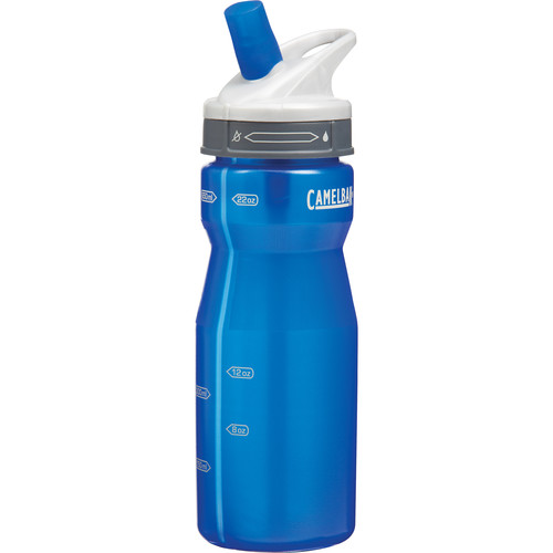 CAMELBAK Performance Water Bottle (22 fl oz, Blue)