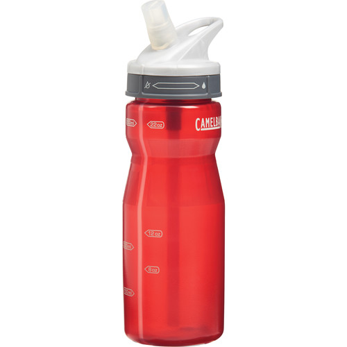 CAMELBAK Performance Water Bottle (22 fl oz, Fire)