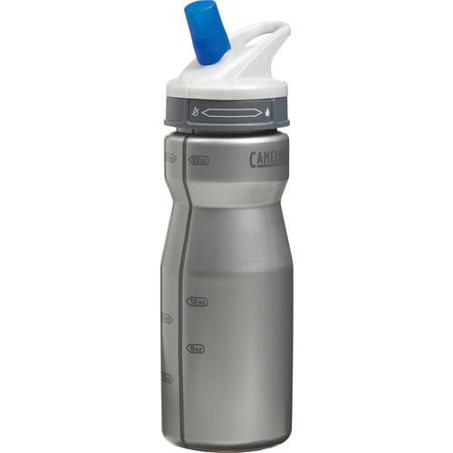 CAMELBAK Performance Water Bottle (22 fl oz, Silver)