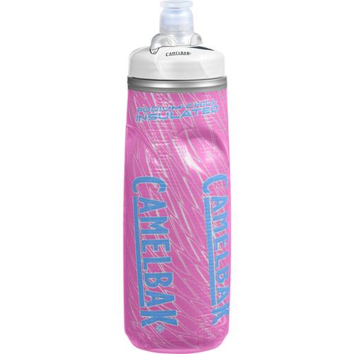 CAMELBAK Podium Chill 21oz Sport Water Bottle (Fuchsia)
