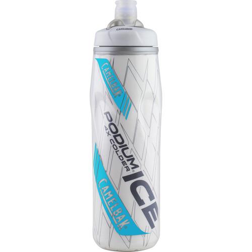 CAMELBAK Podium Ice Sport Water Bottle (21 fl oz, Electric Blue)