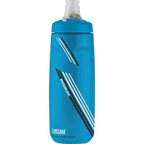 CAMELBAK Podium Sport Water Bottle (24 fl oz, Breakaway Blue)