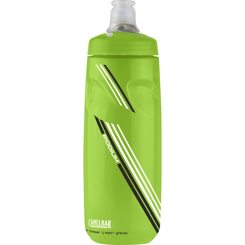 CAMELBAK Podium Sport Water Bottle (24 fl oz, Sprint Green 2016)