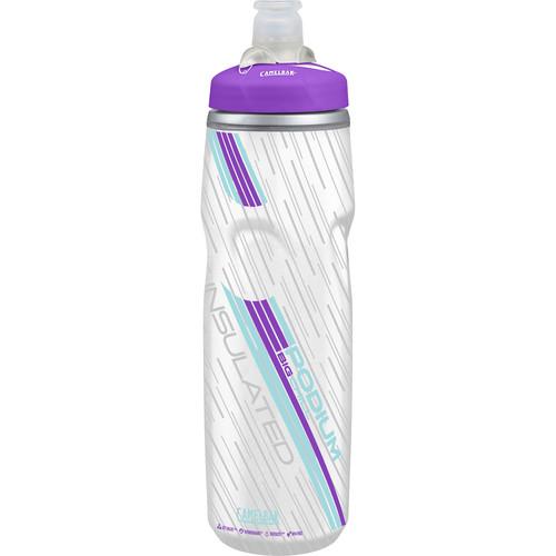 CAMELBAK Podium Big Chill Sport Water Bottle (25 oz, Purple)