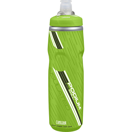 CAMELBAK Podium Big Chill Sport Water Bottle (25 oz, Sprint Green)