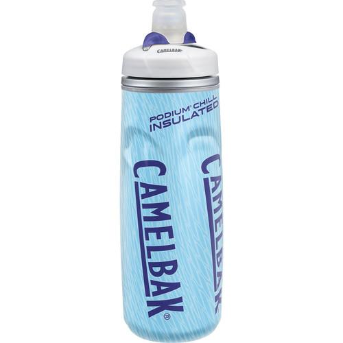 CAMELBAK Podium Chill Sport Water Bottle (21 fl oz, Sky)