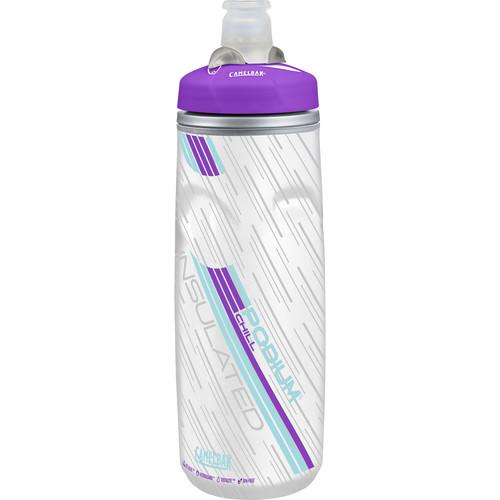 CAMELBAK Podium Chill Sport Water Bottle (21 fl oz, Purple)